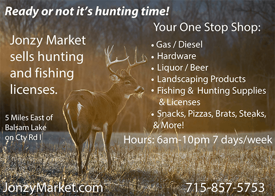 Hunting License Jonzy Market